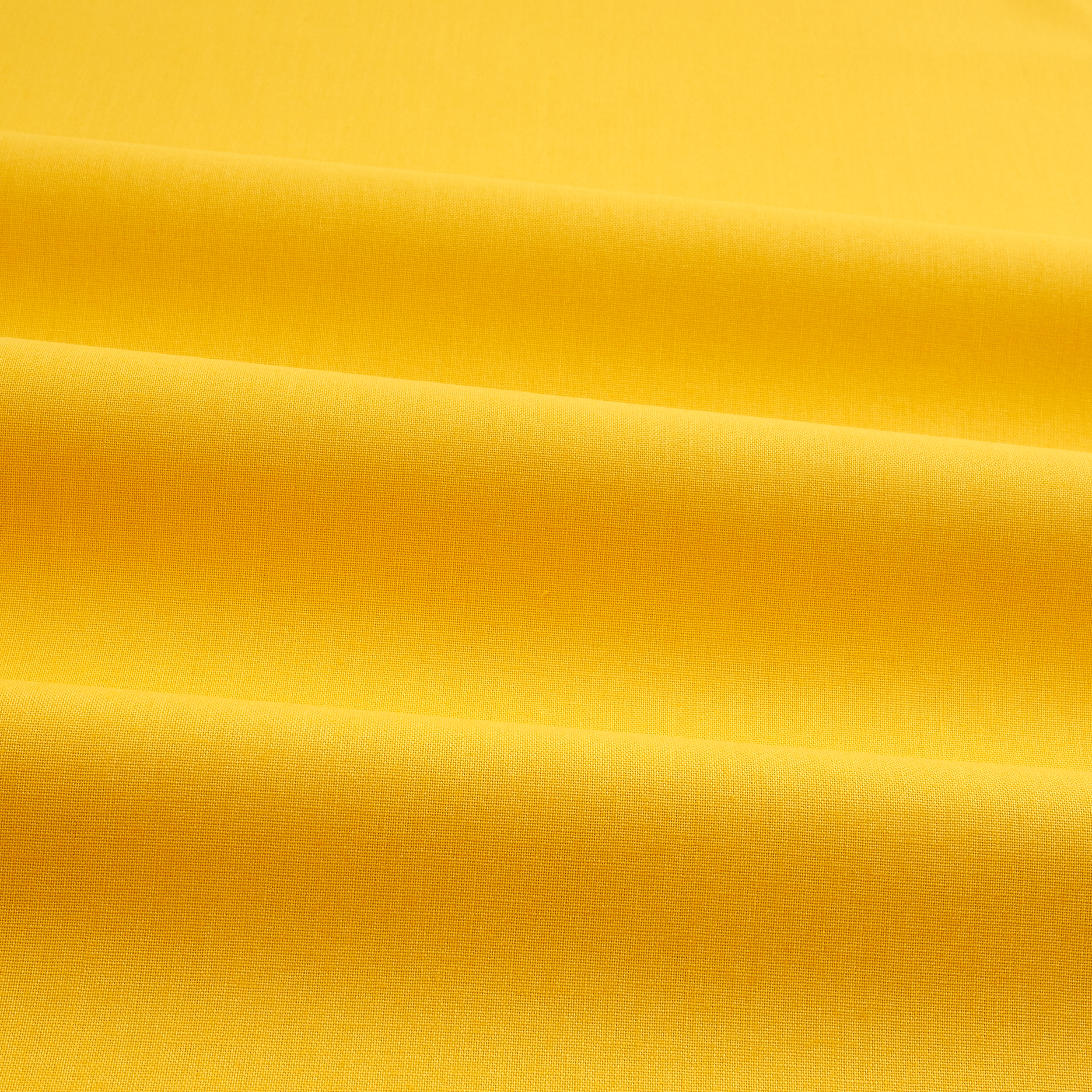 Kona Cotton Solid Corn Yellow Fabric