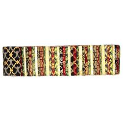 Bali Pops Alchemy 2.5- Inch Strips Fire/Gold