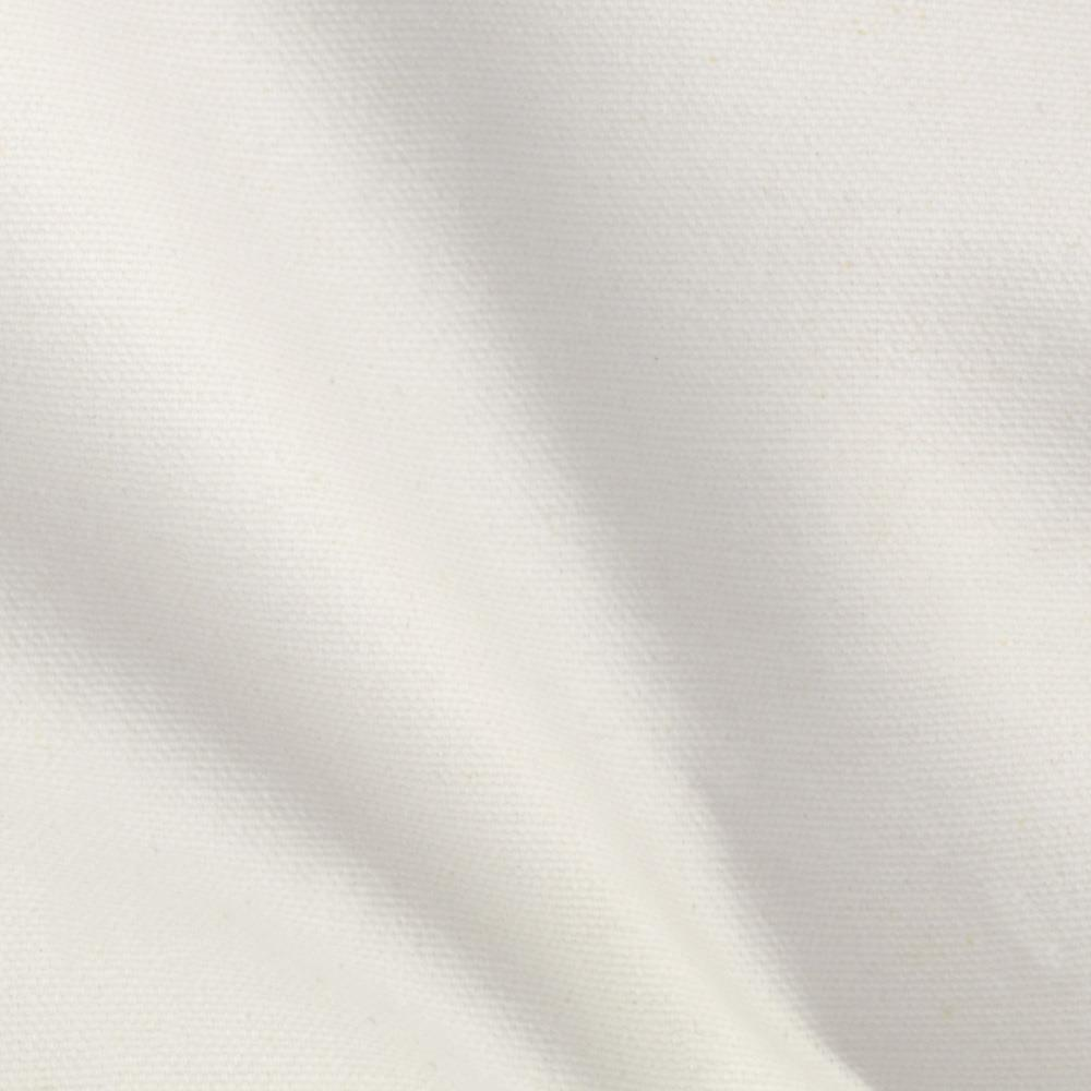 12 Oz Heavyweight Duck White Discount Designer Fabric