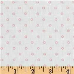 First Blush Daisy Dot Pink