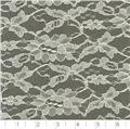 Scalloped Lace Fabric Ivory