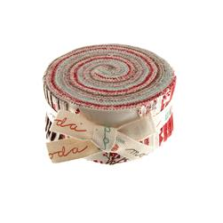 Moda Winter's Lane Jelly Roll