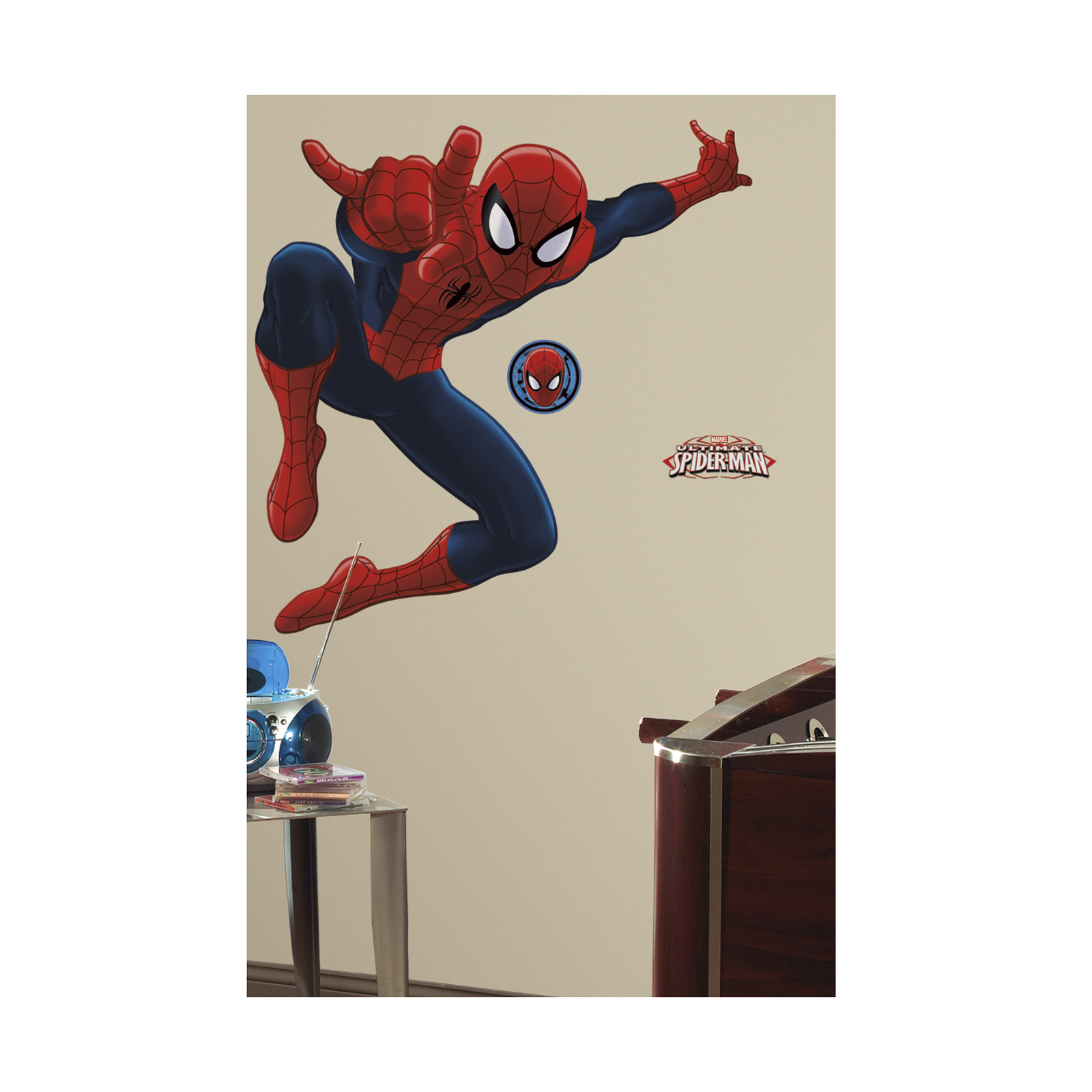 Ultimate Spider-Man Giant Wall Decal 0400854