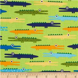 Urban Zoologie Crocs Park Fabric