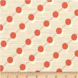Denyse Schmidt Hadley Shadow Dot Lantern Fabric