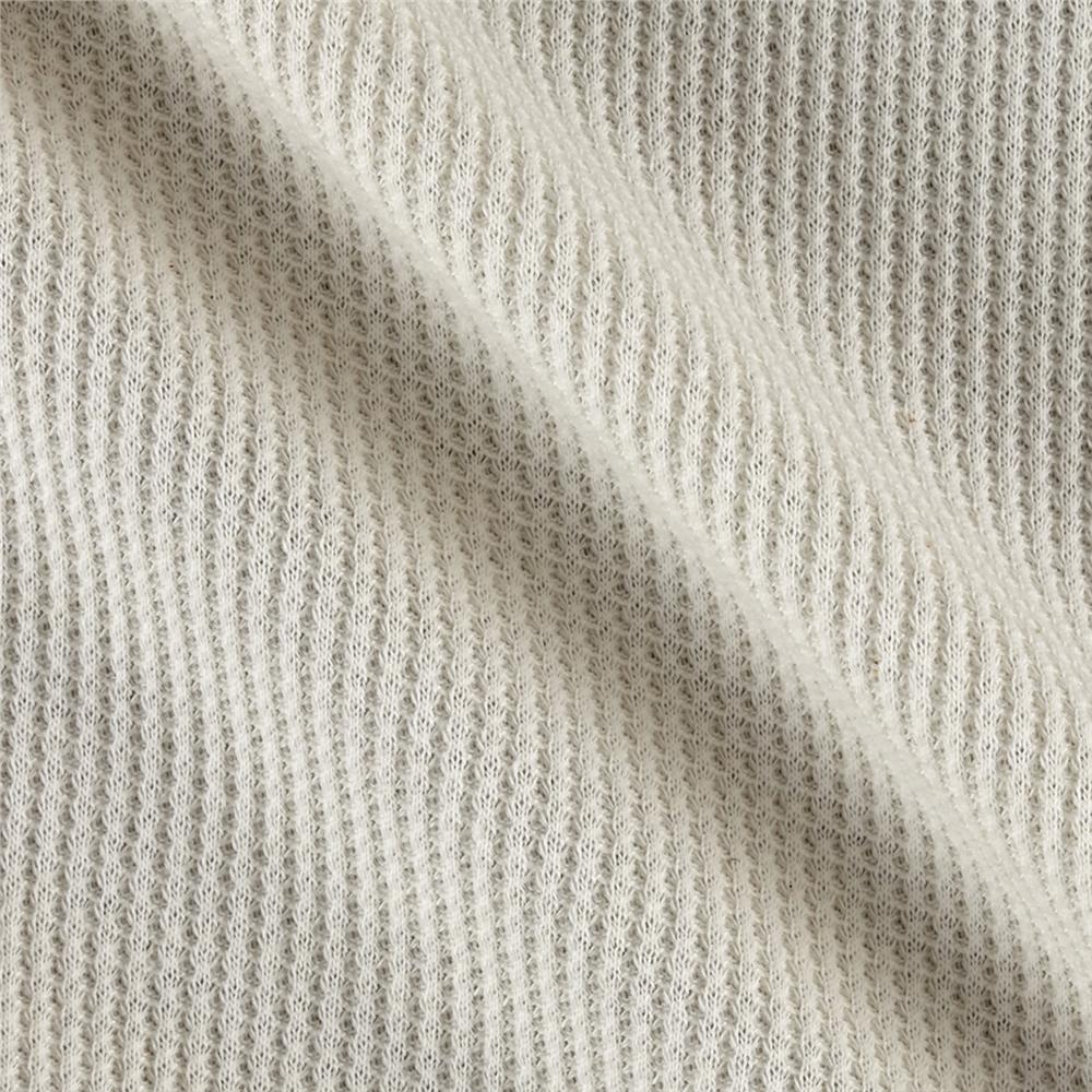 Kaufman Thermal Knit Natural