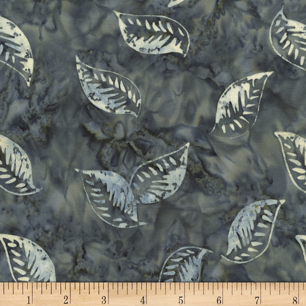 INOpets.com Anything for Pets Parents & Their Pets Timeless Treasures Tonga Antique Garage Batik Floating Leaves Pond Fabric