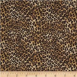Timeless Treasures Leopard