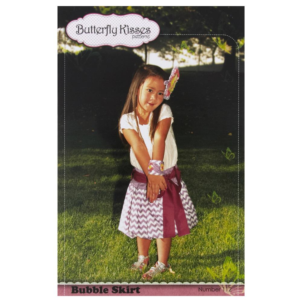 Butterfly Kisses Bubble Skirt Pattern