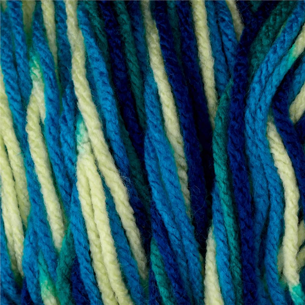 Bernat Super Value Ombre Yarn Whirlpool