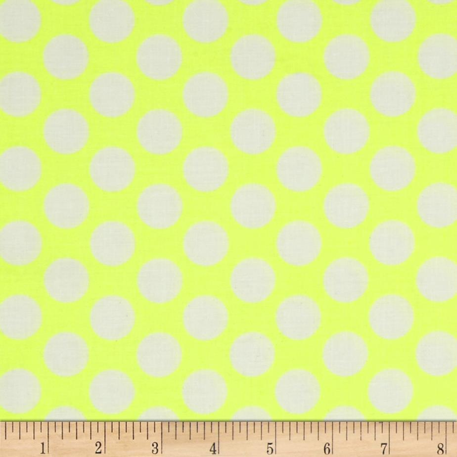 Neon & On Polka Dot Neon Yellow