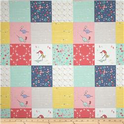 Riley Blake Saltwater Patchwork White Fabric