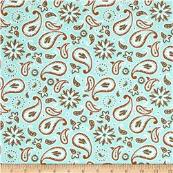 Moda Howdy Paisley Parade Spray