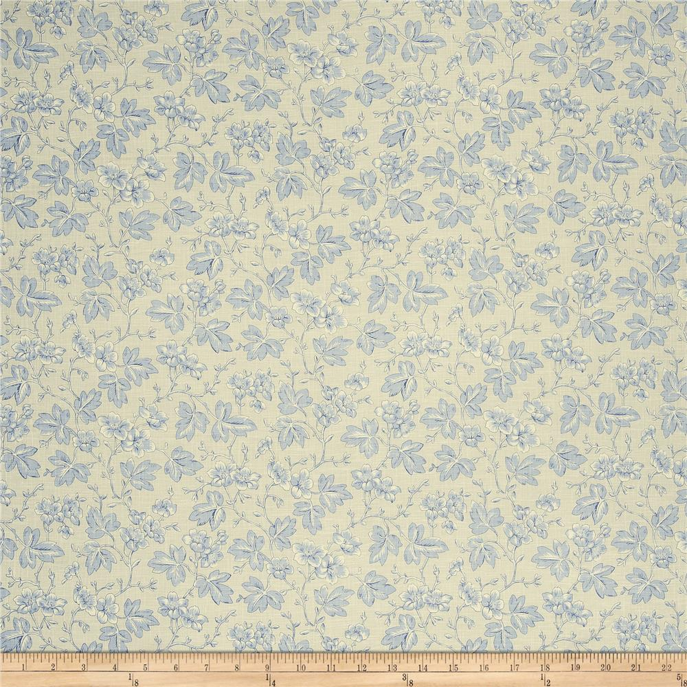 French General Odile Linen Bleu