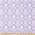 Michael Miller Petite Paris Petite Dandy Damask Purple