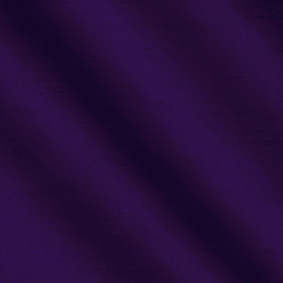Shantung Sateen Plum Fabric