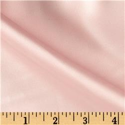 Debutante Stretch Satin Blush