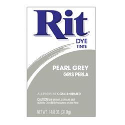 Rit Dye Powder Pearl Grey