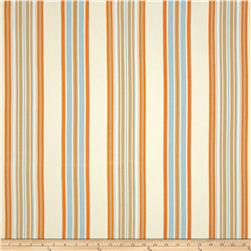 Duralee Home Hype Stripe Light Blue