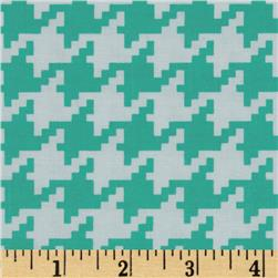 Michael Miller Everyday Houndstooth Sprout