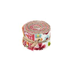 Riley Blake Summer Song 2 2.5 In. Rolie Polie Multi