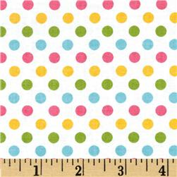 Riley Blake Dots Small Girl Fabric
