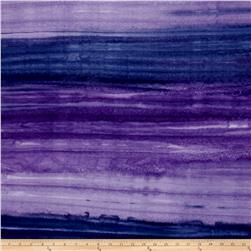 Wilmington Batiks Ombre Stripe Purple