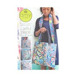 Amy Butler Artful Piece Tote & Pillow Pattern