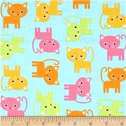 Kaufman Urban Zoology Kitties Spring