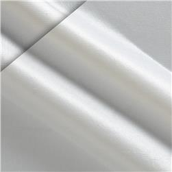 Silk Satin Shantung White