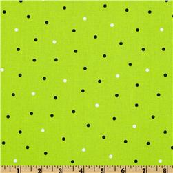 Legend of Webb Hill Dots Lime