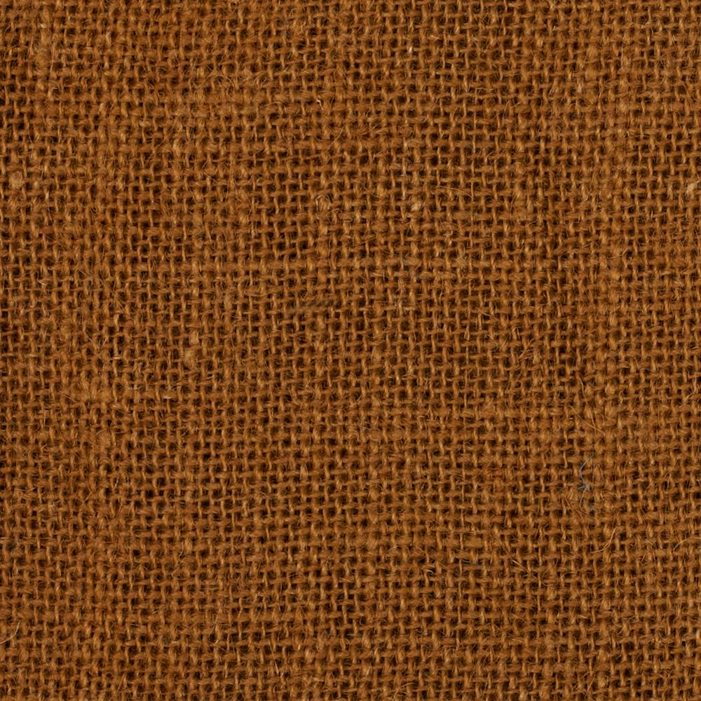 60'' Sultana Burlap Copper Fabric By The Yard