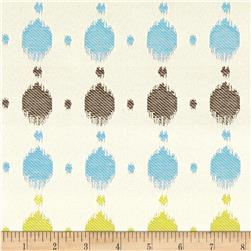 Claridge Dots Jacquard Cielo