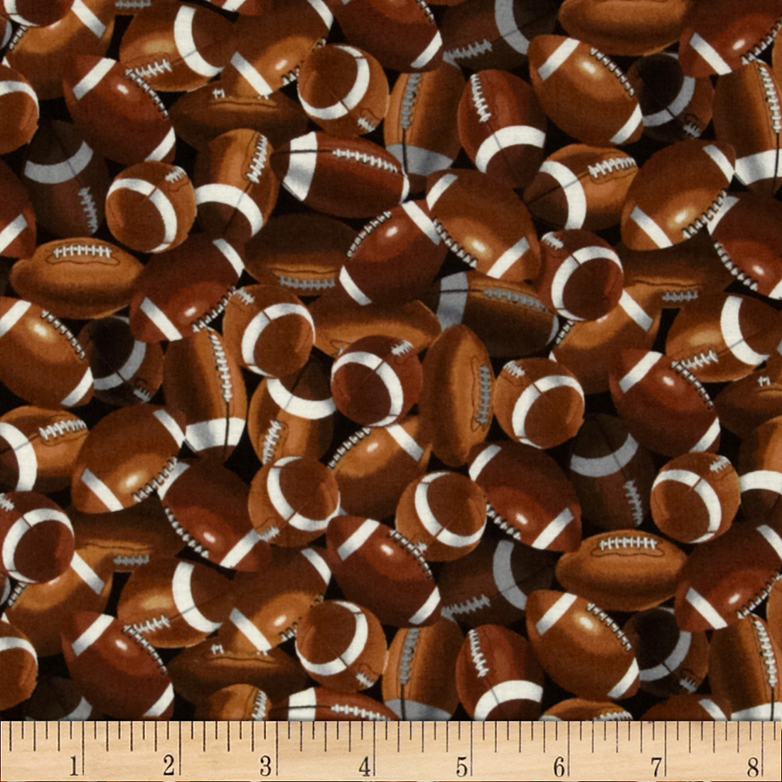 INOpets.com Anything for Pets Parents & Their Pets Sports Footballs Multi Fabric