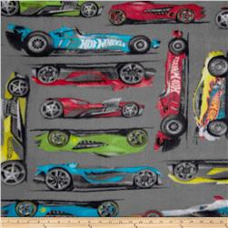 Fleece Candy Box Cars Grey