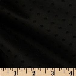 Michael Miller Clip Dot Black Fabric