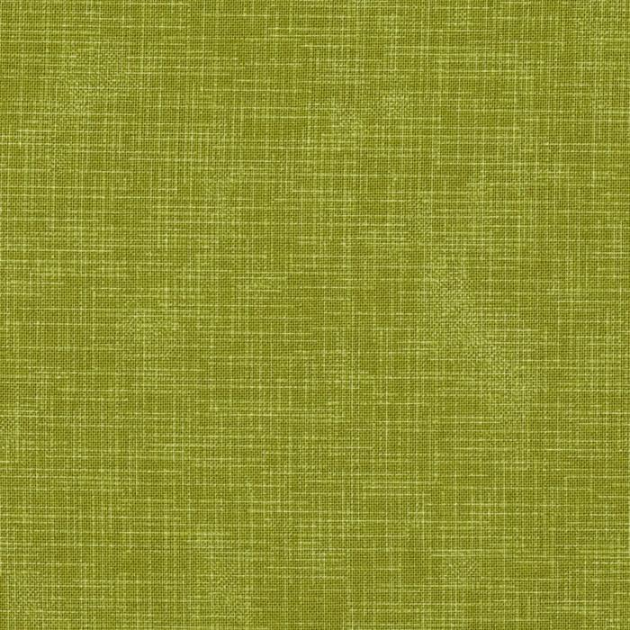Quilter's Linen Print Chartreuse