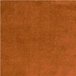 Harper Home Cotton Velvet Harvest Brown