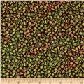 Marblehead Glistening Metallics III Mini Designs Green/Red
