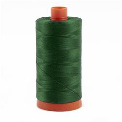 Aurifil Quilting Thread 50wt Green
