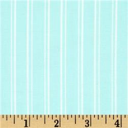 Moda Kindred Spirits Stripe Light Aqua