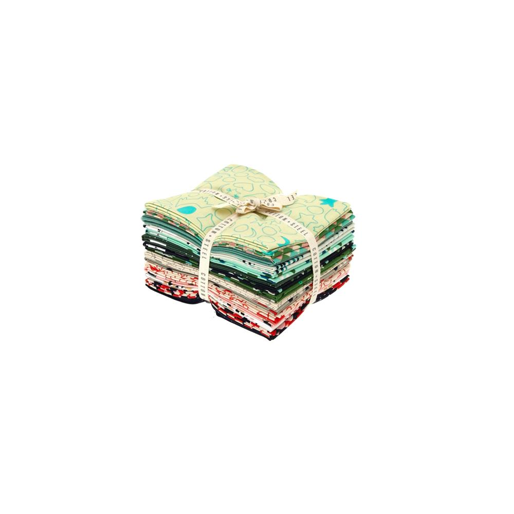 Cotton & Steel Cookie Book Fat Quarters