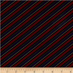 Barber Shop Barper Stripes Black/Red