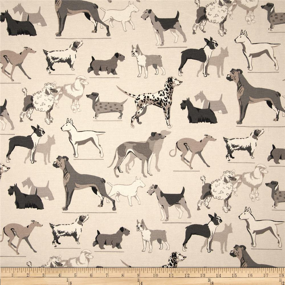 Upholstery Fabric Dog Pattern Www Miifotos Com