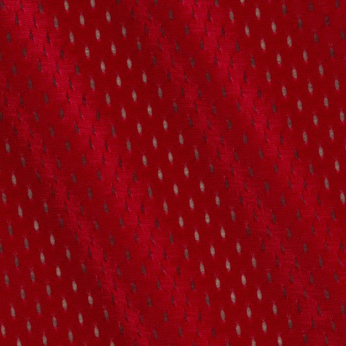 Jump Shot Nylon Athletic Mesh Red