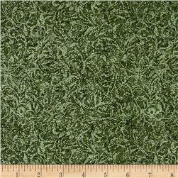 Timeless Treasures Pearlized Texture Pine Fabric