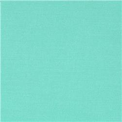 Monet Rayon Sateen Seafoam Blue Fabric