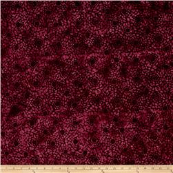 Wilmington Batiks Mosaic Burgundy