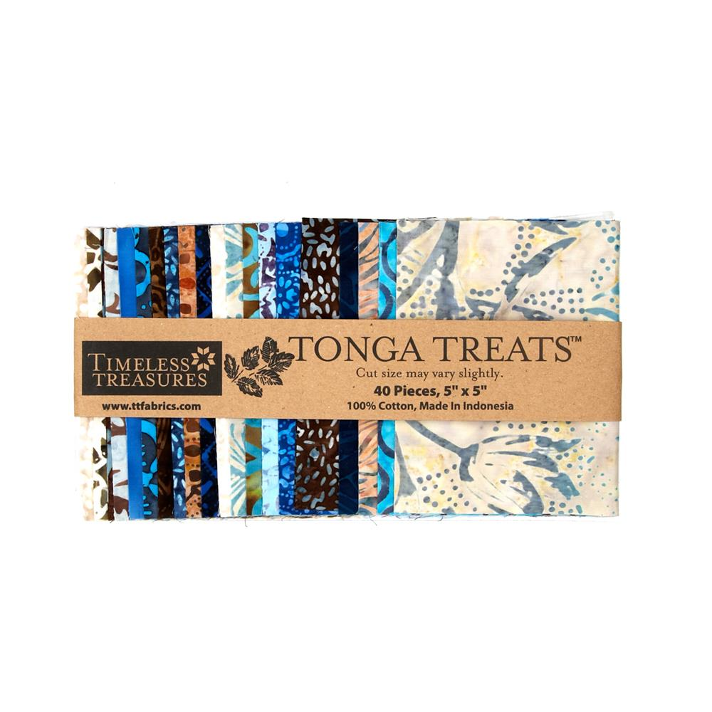 Timeless Treasures Tonga Batik Treats Capri 5
