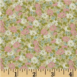 Moda Ambleside Small Floral Willow